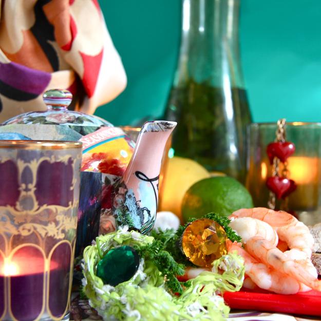 Vive la Différence - Babette's Feast - Tina Bernstein