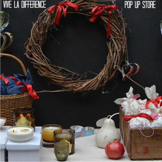 Vive la Différence - Pop-Up Store - Catherine Bedson