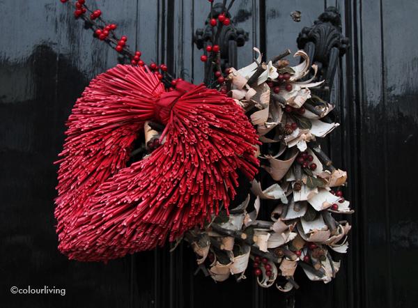 wreaths heart