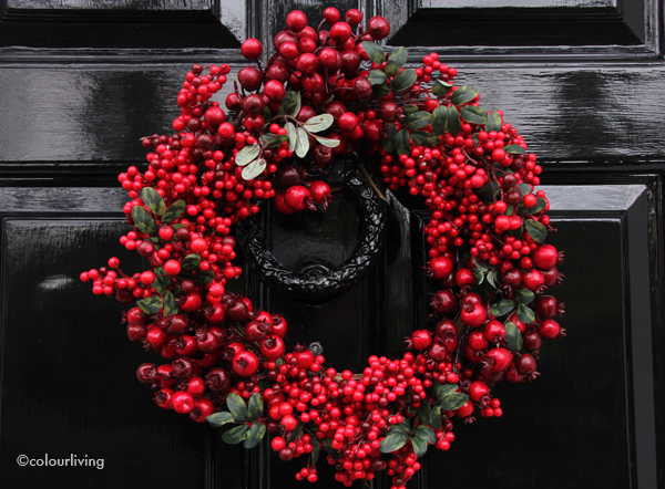 wreaths small berries