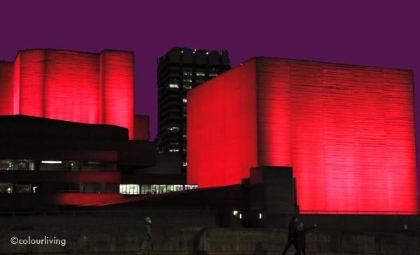London Landmarks at Night - Colourliving