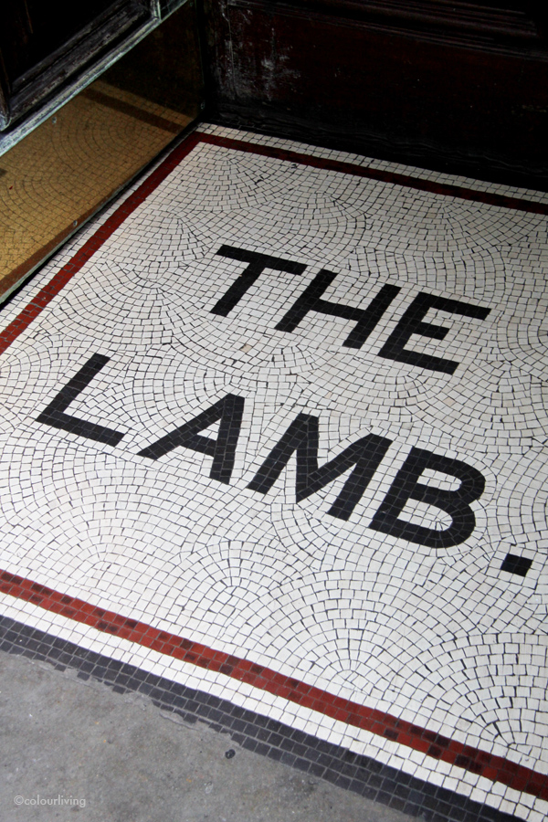 The Lamb - colourliving