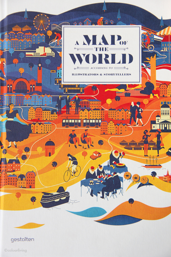 A Map of the World - Colourliving