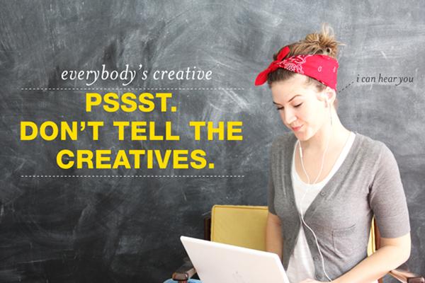 The Creative Process - Mark Seabright