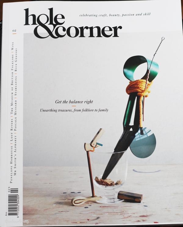 Hole & Corner - Colourliving