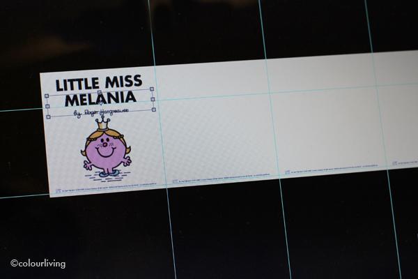 Mr Men and Little Miss pop-up in Selfridges - colourliving