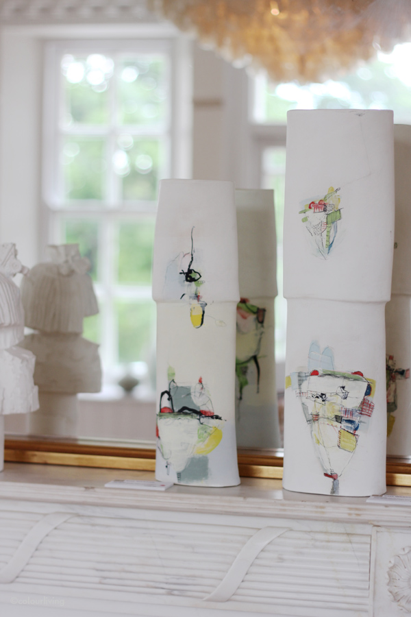Belair House - Cavaliero Finn - Kate Wickham | Ceramic Vessels - colourliving