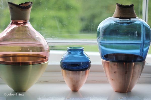 Belair House - Cavaliero Finn - Pia Wustenberg | India Stacking Vessels - colourliving