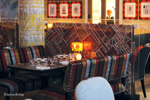 Ham Yard Hotel - Firmdale Hotel - Colourliving