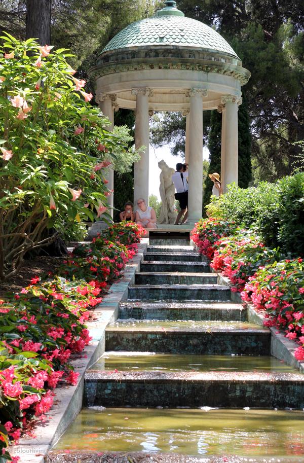 Villa Béatrice Ephrussi de Rothschild 2 - colourliving