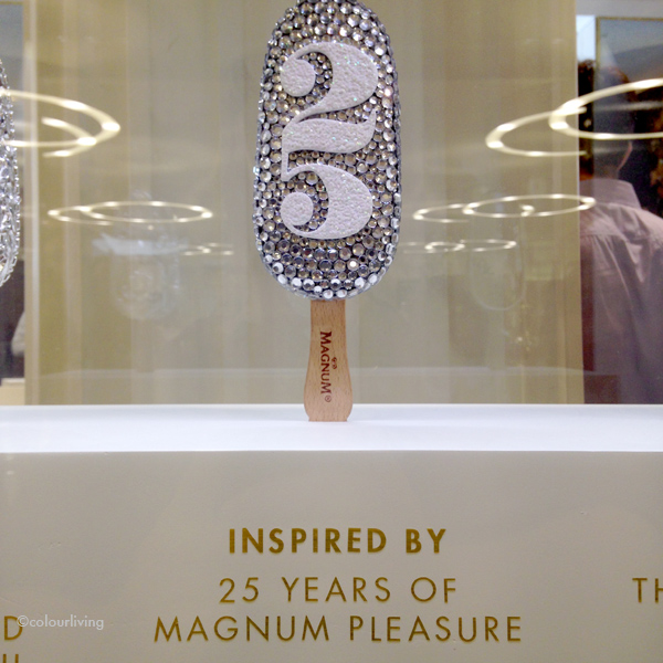 Magnum celebrates 25 years in Selfridges - colourliving