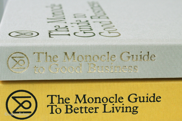 The Monocle Guide to Better Living - colourliving