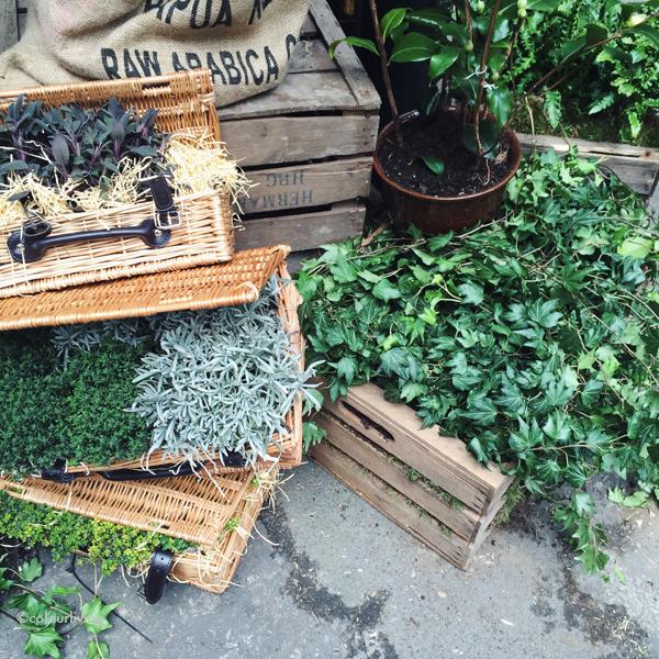 Slow Food Market at Rosewood London