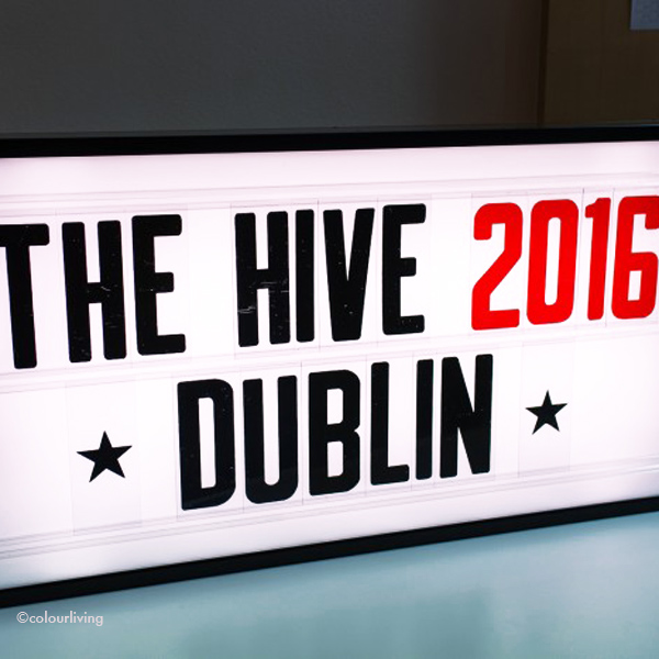 the hive conference 2015 - berlin | colourliving