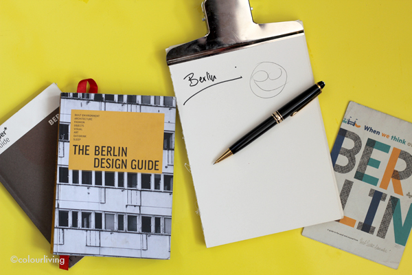 upcoming trip to berlin - colourliving