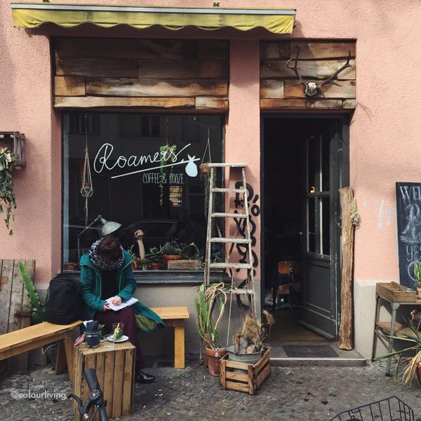 roamers café in berlin - colourliving