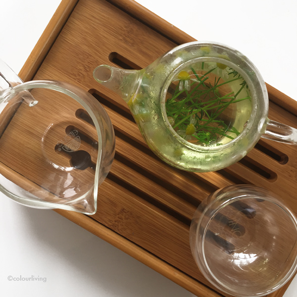 the art of tea drinking | colourliving