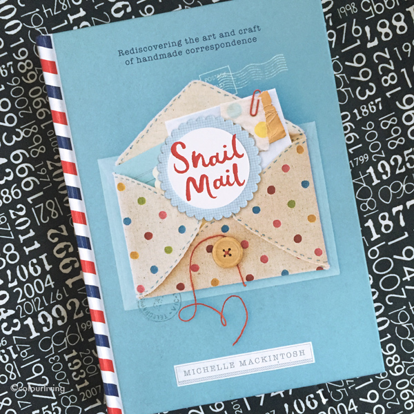 my library - snail mail by michelle mackintosh