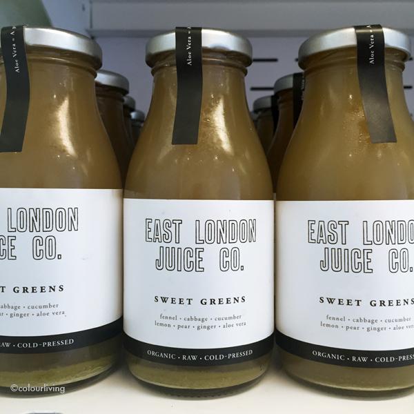 east london juice company - colourliving