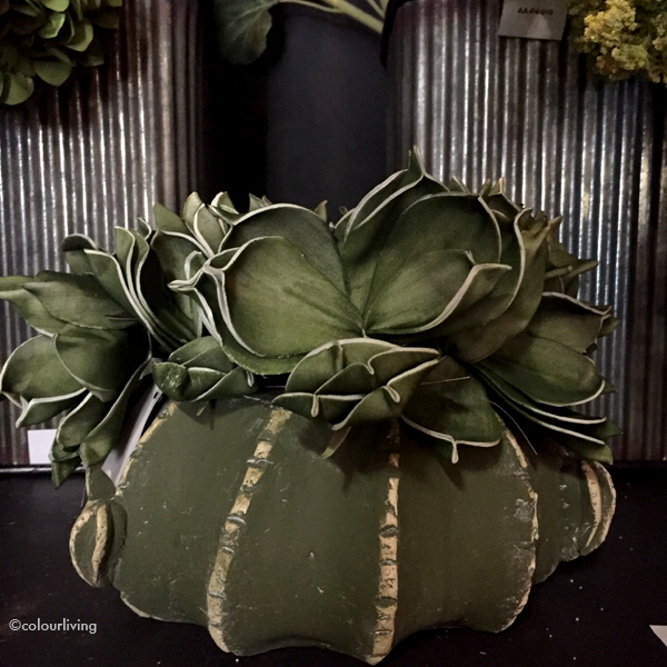 abigail ahern faux floral boutique at heal's // colourliving