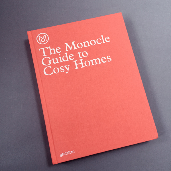 my library - the monocle guide to cosy homes // colourliving