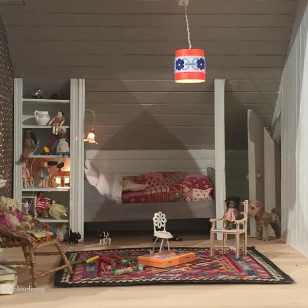 lauren child's dolls' house // colourliving