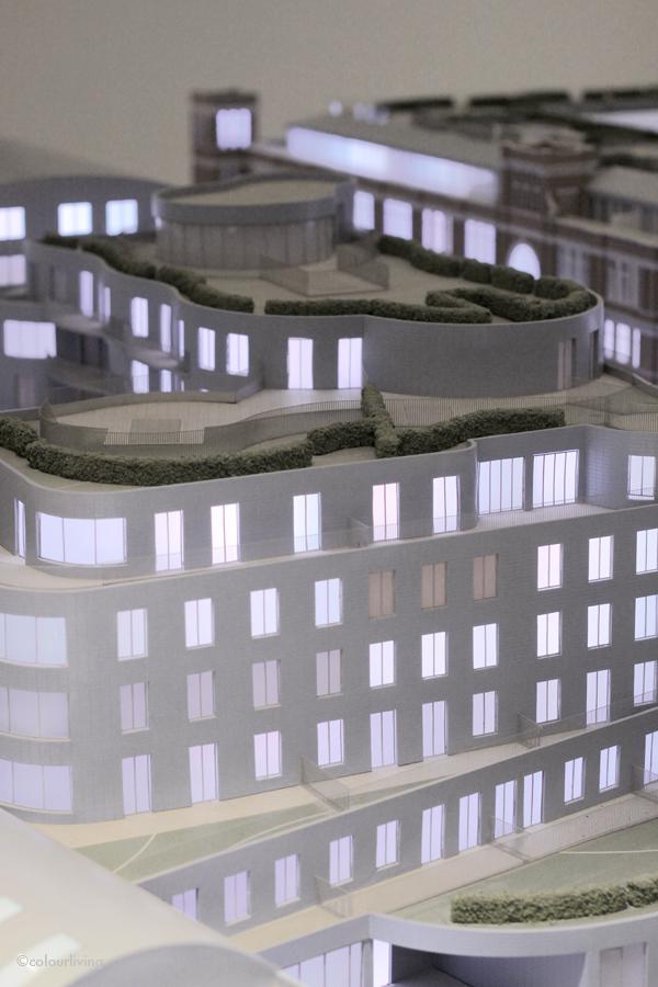 islington square // colourliving