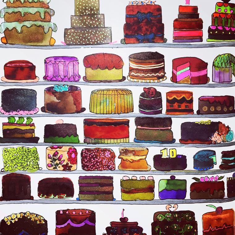 cakes 760